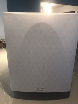 Definitive brand subwoofer for Sale in Delray Beach, FL