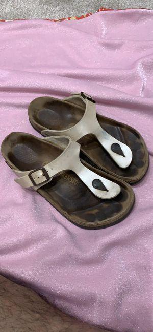 "Birkenstock slippers size 36"" for Sale in Houston, TX"