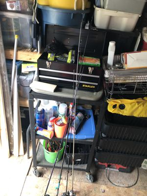 Fishing rods for Sale in Brooklyn, MD