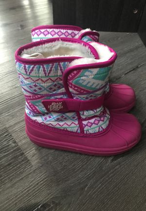 Girls snow boots from Children's Place for Sale in Boca Raton, FL