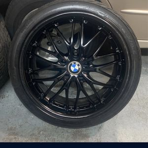 Bmw Wheels & Tires Size 19' for Sale in Riverside, CA