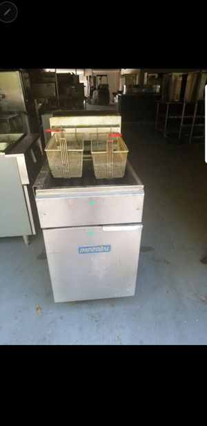 Imperial 70 lb Gas Fryer for Sale in Dallas, TX