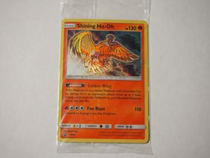 Pokemon Shining Legends Elite Trainer Box Promo: Shining Ho-Oh SM70 (SEALED) NM for Sale in Rancho Cucamonga, CA