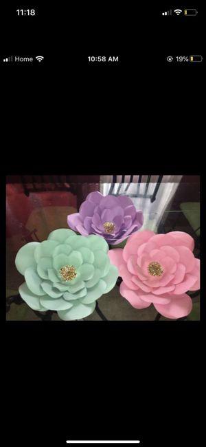 Paper flowers for Sale in Gardena, CA