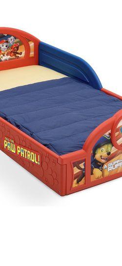 Paw patrol Sled Bed for Sale in Orange,  CA
