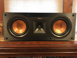 KLIPSCH R-25C center channel speaker for Sale in South Farmingdale, NY