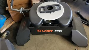 Ford superduty puck system. 5th wheel for Sale in Phoenix, AZ