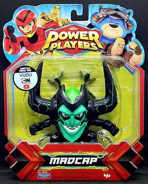 ZAG Heroez Power Players Madcap Action Figure Playmates Cartoon Network - NEW for Sale in Harrisonburg, VA