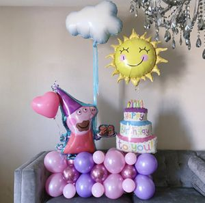 Balloon clusters for Sale in Los Angeles, CA