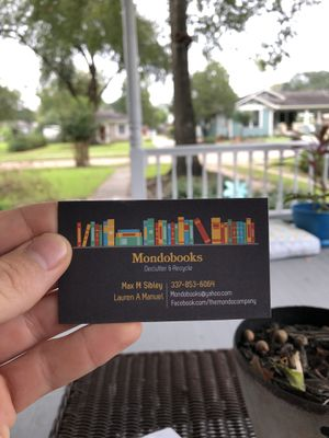 Free Book Recycling! Free clutter pick up! for Sale in Lake Charles, LA
