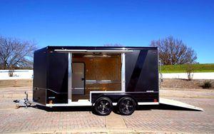Price$1000 CARGO Trailer Exterior Black for Sale in Bay Lake, FL