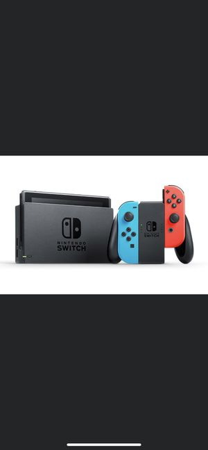 NINTENDO SWITCH BUNDLE for Sale in Affton, MO