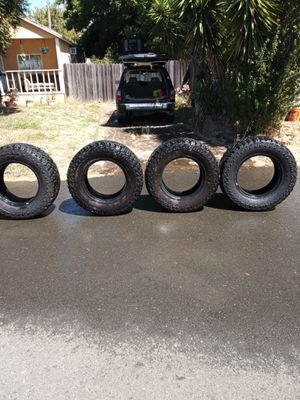 Cooper Tires Size 18 full Set of 4 brand new for Sale in Fairfield, CA
