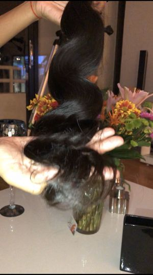"""One wave Human hair extensions 20"""" ON SALE for Sale in Aventura, FL"""