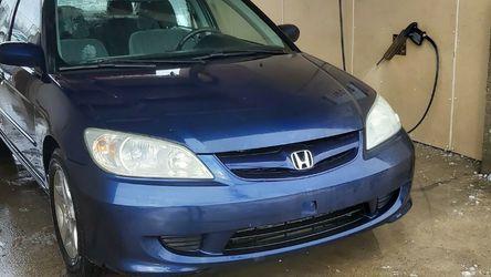 2004 Honda Civic DX Sedan for Sale in Southfield,  MI