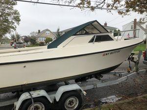 20' Aquasport Cuddy Cabin Walkaround for Sale in Seaford, NY
