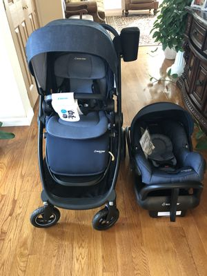 Maxi Cosi Adorra Travel System for Sale in Wilkes-Barre, PA