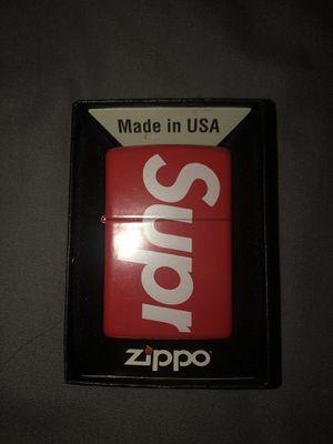 Supreme Zippo for Sale in Fresno, CA