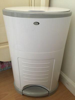 Decor used diaper trash bin for Sale in Scottsdale, AZ