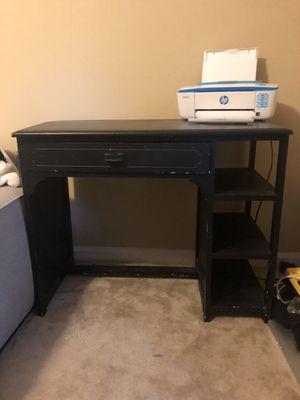 Small wooden antique desk for Sale in Atlanta, GA