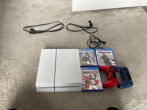 PS4 bundle for Sale in Woodbridge, VA
