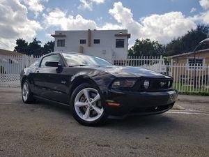 2011 Ford Mustang GT Premium 29K Miles for Sale in Hialeah, FL