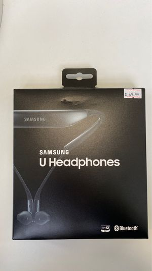 SAMSUNG U Headphones for Sale in Harrisonburg, VA