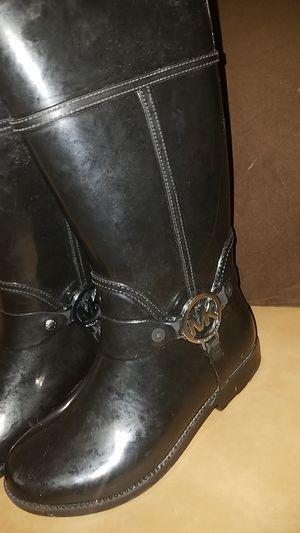 Michael Kors rain boots. Kids size 1 for Sale in Ellenwood, GA