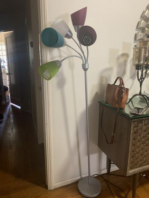 Floor lamp for Sale in Hayward, CA