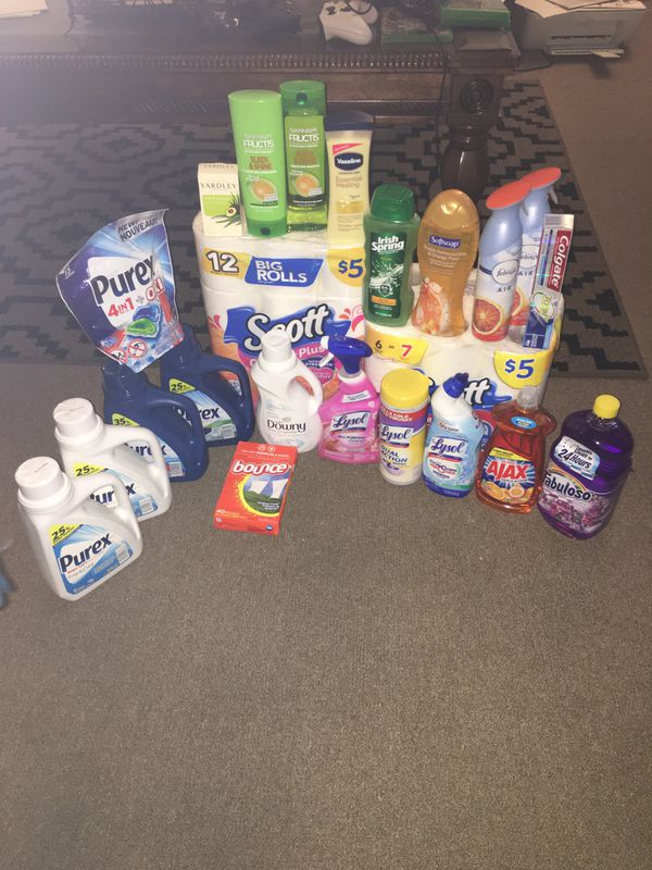 Household Care Package