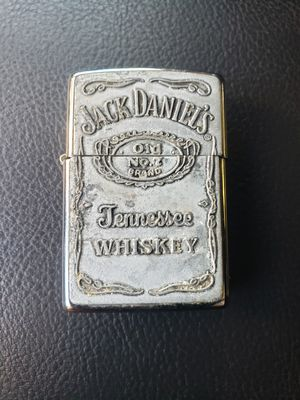 Jack daniels lighter zippo for Sale in Cleveland, OH