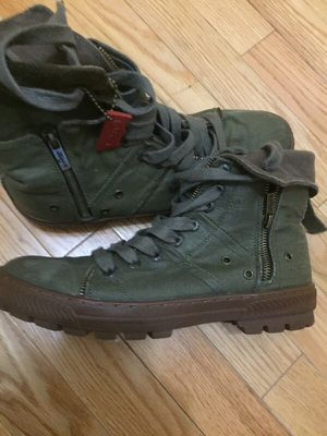 Green Levi boots for Sale in Jessup, MD