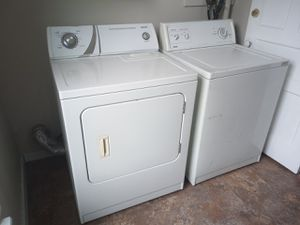 Washer & Dryer in Like New Working Condition. for Sale in Leominster, MA