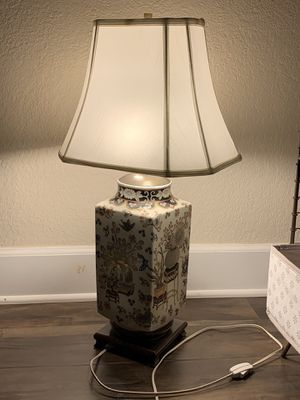 Two (2) Antique table lamps for Sale in Mission Viejo, CA