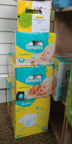 Diapers for Sale in Quincy, MA