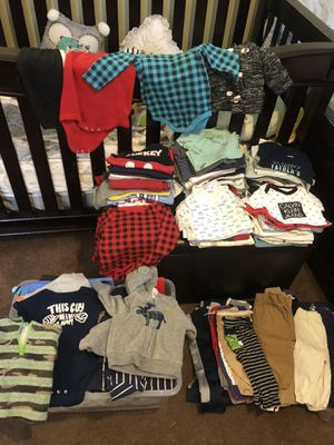 Baby boy clothes for Sale in Commerce, CA
