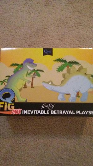 Firefly Inevitable Betrayal play set for Sale in Columbus, OH