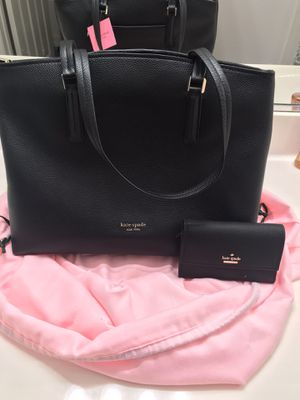 Kate Spade Large tote and Wallet for Sale in Riverside, CA