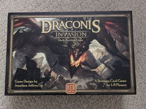 Draconis Invasion - Board Game for Sale in Annandale, VA