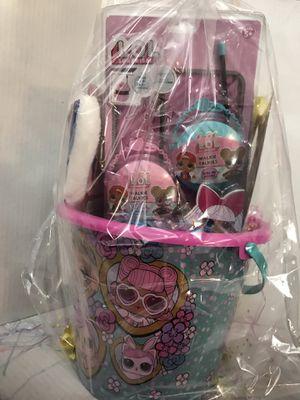 LOL Surprise Easter Basket for Sale in San Antonio, TX