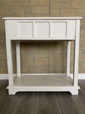 White console table for Sale in Deptford Township, NJ