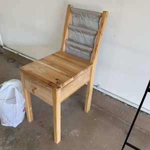 FREE IKEA Chair Nightstand for Sale in Claremont, CA