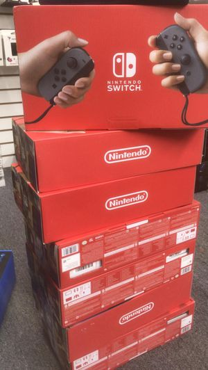 Nintendo Switch Brand New Sealed with 1 Year Warranty for Sale in The Bronx, NY