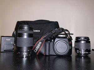 Canon T6 Rebel with Accessories for Sale in Orlando, FL
