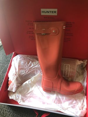 Brand new Hunter Rain boots for Sale in San Diego, CA