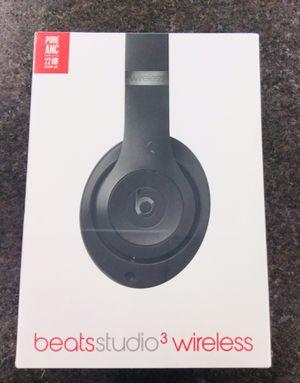 Beats Studio 3 Wireless Over-Ear Headphones for Sale in Tampa, FL