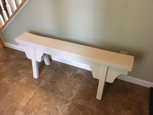 Rustic Bench for Sale in Colchester, VT