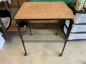 Rolling utility stand for Sale in Churchville, VA