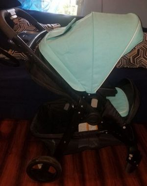 Graco modes click connect stroller light blue for Sale in South Gate, CA