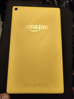 """Amazon Fire HD 8 Tablet 8"""" - 32GB -8"""" HD display, 2X the storage (32GB of internal storage and up to 1 TB with microSD card) + 2 GB RAM. for Sale in San Diego,  CA"""